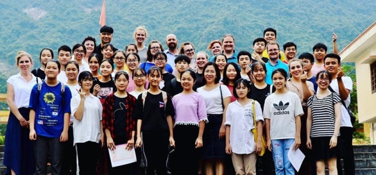 Climate Change in Vietnam: Education Leads to Action