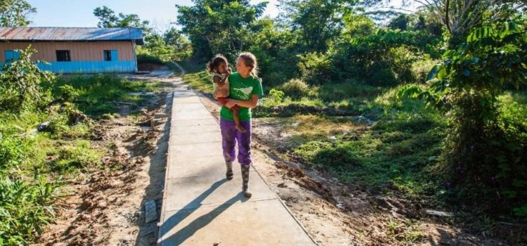Checking in on lifetime humanitarians: Lisa Whittaker