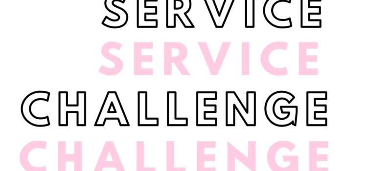 2021 Love Service Challenge