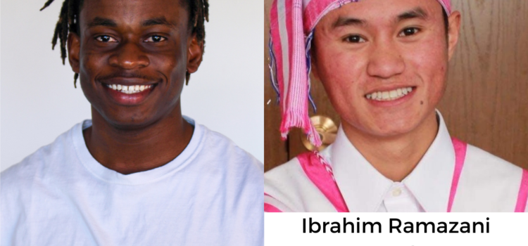 Ibrahim Ramazani and Hay Soe: The Refugee Story